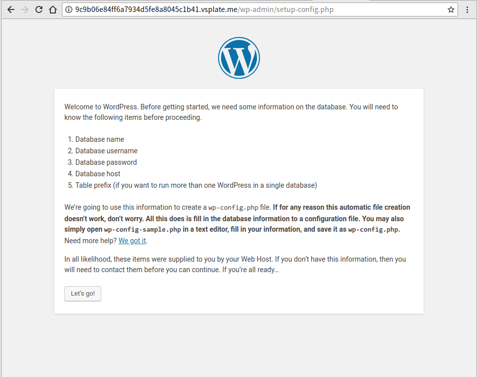 Wordpress AFD